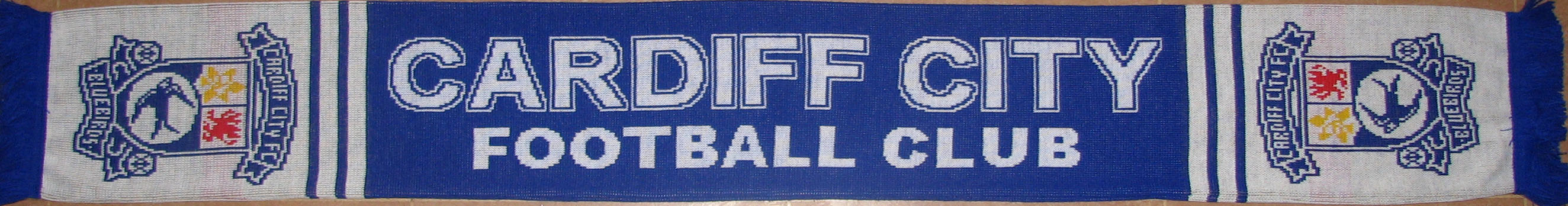 Antti's football scarves